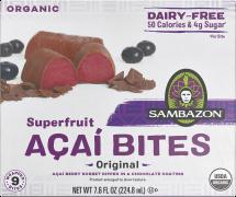 Organic Superfruit Bites product image.