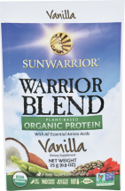Organic Warrior Blend Protein product image.