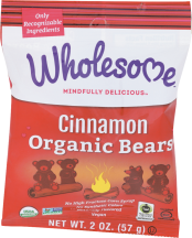 Organic Candy Bears product image.