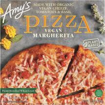 Organic Vegan Pizza product image.