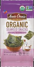 Organic Seaweed Snacks product image.
