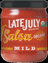 Organic Thick and Chunky Salsa product image.