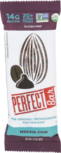 OrganicProtein Bar product image.