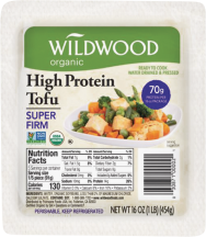 Organic High Protein Tofu product image.