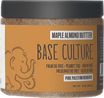 Raw Almond Butter product image.