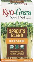 Kyo-Green Powdered Drink Mix product image.