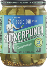 Gourmet Pickles product image.