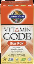 Raw Iron product image.
