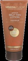 Self tanning lotion, light/medium tone. product image.