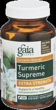 TURMERIC SUPREME,EXTRA STRENGTH product image.