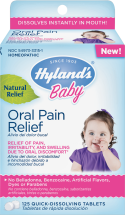 4 Kids Oral Pain Relief product image.