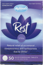 Rest, Awakenor Calm Tablets product image.
