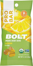 Organic Bolt Energy Chews product image.