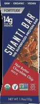 100% Organic Shanti Bar product image.