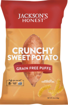 Grain Free Puffs product image.