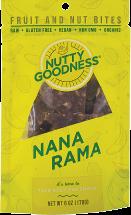 Organic Fruit & Nut Bites product image.
