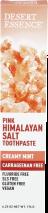 Pink Himalayan Salt Toothpaste product image.