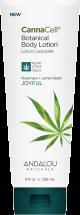 CannaCell Botanical Body Lotion product image.
