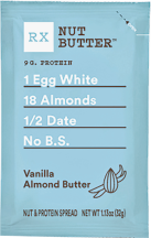 Nut Butter Vanilla Almond Butter product image.