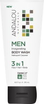 Men 3 in 1 Body Wash product image.