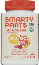 Organic Kids Multivitamin Gummies product image.