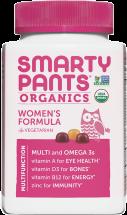 OrganicGummy Vitamins product image.