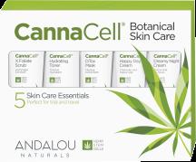 CannaCell Botanical Skin Care Kit product image.