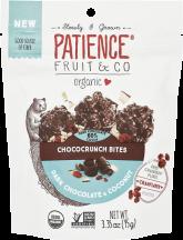 OrganicChococrunch Bites product image.