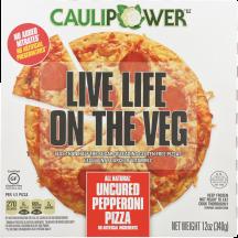 Cauliflower Pizza product image.