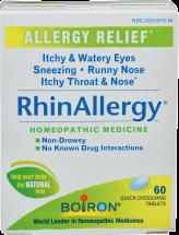 RhinAllergy product image.