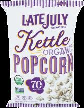 Organic Popcorn product image.