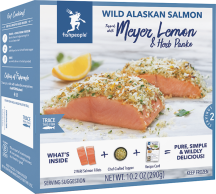 Wild Alaskan Salmon product image.