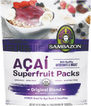 Organic Superfruit Packs product image.