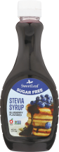 Sugar Free Blueberry Syrup product image.