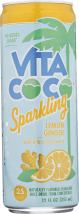 Sparkling Coconut Water product image.