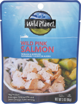 Salmon Pouch product image.