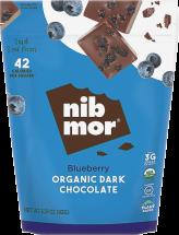Organic Dark Chocolate Pieces product image.