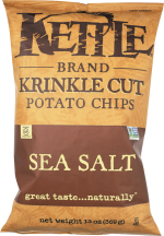 Krinkle Cut Potato Chips product image.