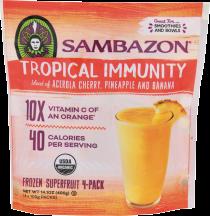 Organic Frozen Superfruit Packs product image.