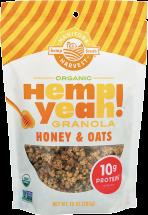Organic Hemp Yeah! Granola product image.
