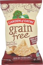 Grain Free Cassava Chips product image.