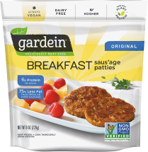 Frozen Meatless Foods product image.