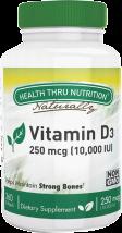 Vitamin D310,000 IU product image.