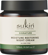 Signature Night Cream product image.