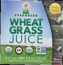 Organic Wheatgrass Juice product image.