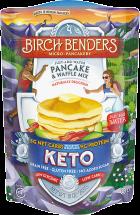 Keto Pancake & Waffle Mix product image.