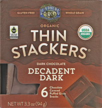 Organic Thin Stackers product image.
