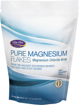 Pure Magnesium Flakes product image.