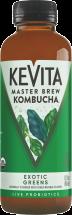Organic MasterBrew Kombucha product image.
