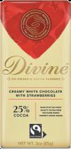 White Chocolate Bar product image.